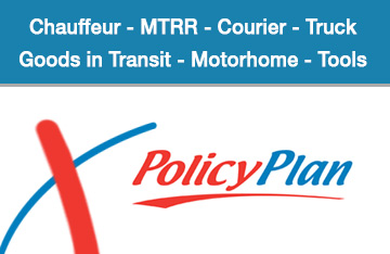 PolicyPlan Logo Advert